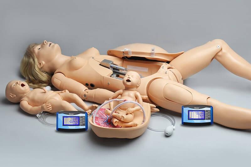 fc04cabce04 NOELLE® S550.100 - Maternal and Newborn Care Patient Simulator ...
